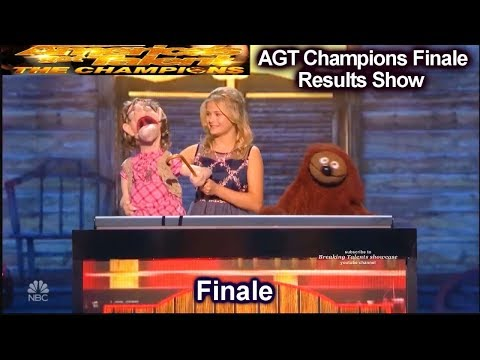 "Darci Lynne & Rowlf the Dog ""Can't Smile Without You"" 