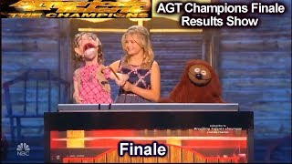 """Darci Lynne & Rowlf the Dog """"Can't Smile Without You"""" 