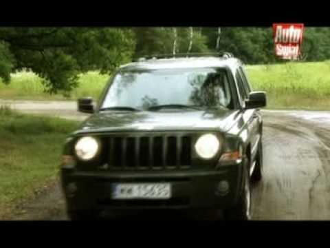 Jeep Patriot Kontra Suzuki Grand Vitara Terenowki Na Kazda