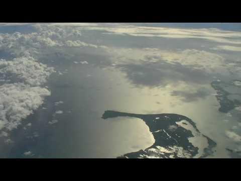 Landing in Santa Clara Cuba B 737 Sun Wing
