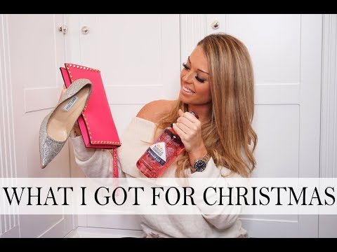 What I Got For Christmas 2017 | Cleo Lacey