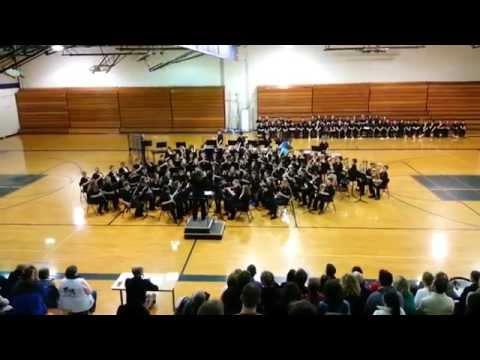 Gull Lake Middle School 7th Grade Band 2015 Pre-Festival Concert