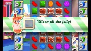 Candy Crush Saga Level 1378 walkthrough (no boosters)