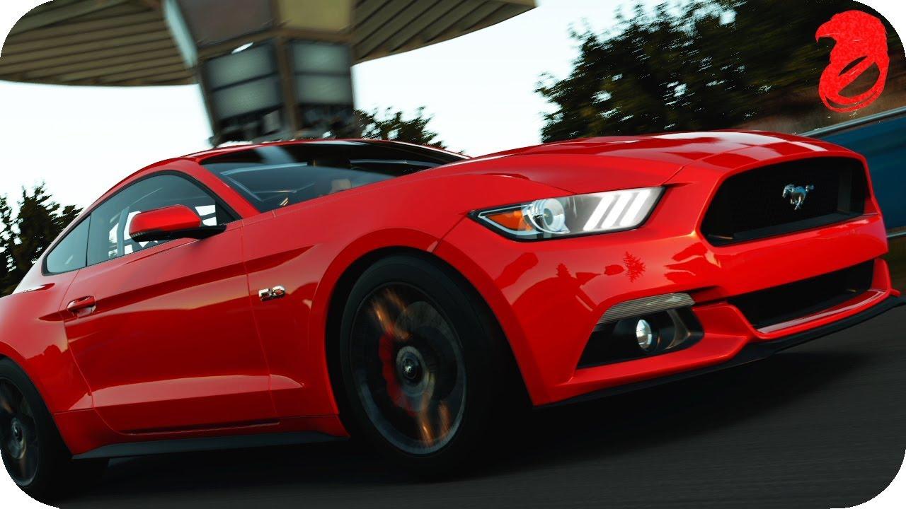 Mustang Mustangs T Jefe Y Abandonado