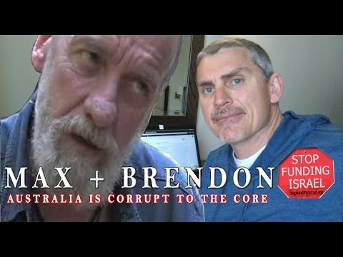 West Australian Govt is Corrupt to its Core - Max Igan and Brendon O'Connell