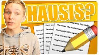 Ausreden für vergessene Hausaufgaben