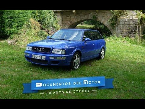 Audi Avant RS2- www.documentosdelmotor.com