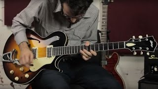Collings Statesman LC - Full Demo with Anthony da Costa