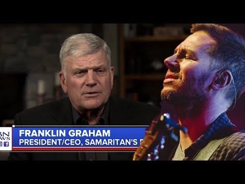"Franklin Graham said Marty Sampson abandoned God for  ""publicity"""