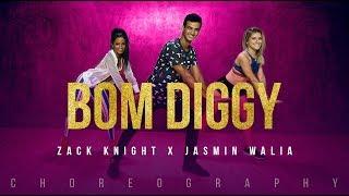 Bom Diggy Diggy (Choreography) | Zack Knight | Jasmin Walia | Sonu Ke Titu Ki Sweety