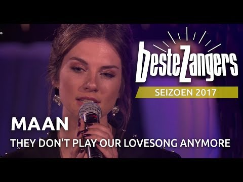 Maan - They don't play our lovesong anymore | Beste Zangers