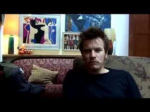 Ewan McGregor TAG Interview 1 - Early Memories