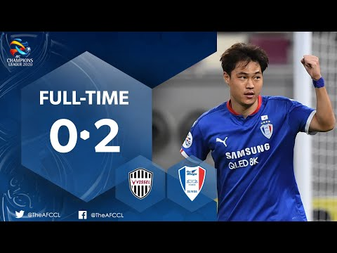 Kobe Suwon City Goals And Highlights