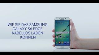 Samsung Galaxy S6 edge: Kabelloses laden