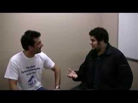 OpenSocial Hackathon: David Recordon of Six Apart