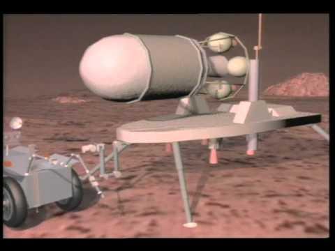 Mars Rover Sample Return Mission
