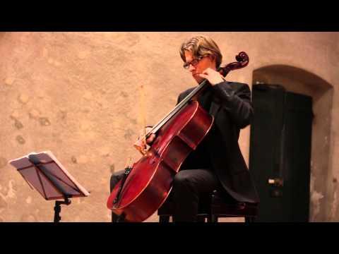 Karel Bredenhorst: J.S.Bach - Suite No.1 in G maj: Prelude