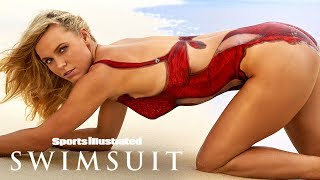 Caroline Wozniacki & Lindsey Vonn Go Bare In Nothing But Body Paint | Sports Illustrated Swimsuit
