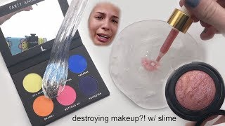 destroying-makeup-with-slime-ft-laura-lee