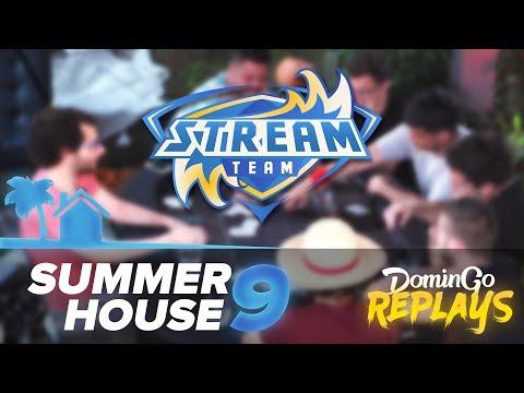 Summer House - Soirée Poker