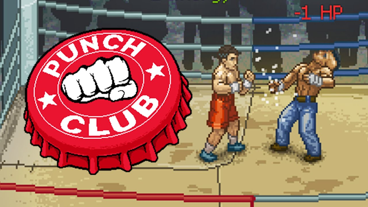 nintendo switch ports : punch club
