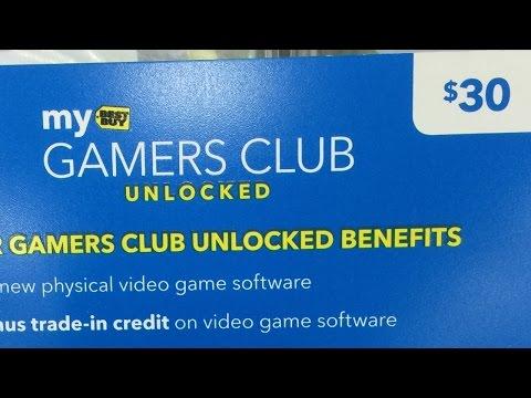 Gamers Club Unlocked Explained (Best Buy)