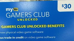 Gamers Club Unlocked Explained (Best Buy)