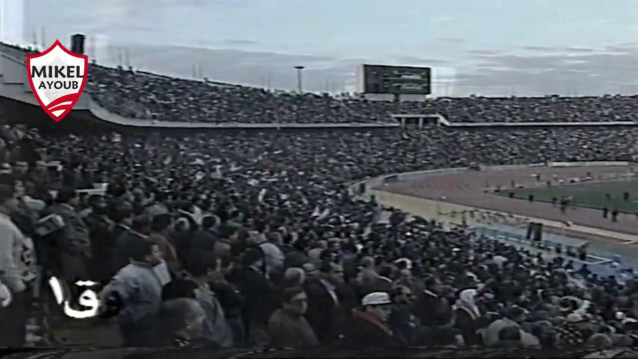 الزمالك والترجي .. ذهاب نهائي أفريقيا 1994 .. تعليق حمادة إمام