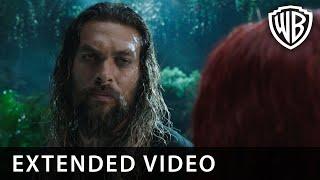 Bekijk hier de superlange trailer van Aquaman!