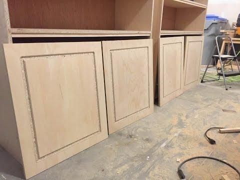 Raised Panel Door Made The EASY Way!