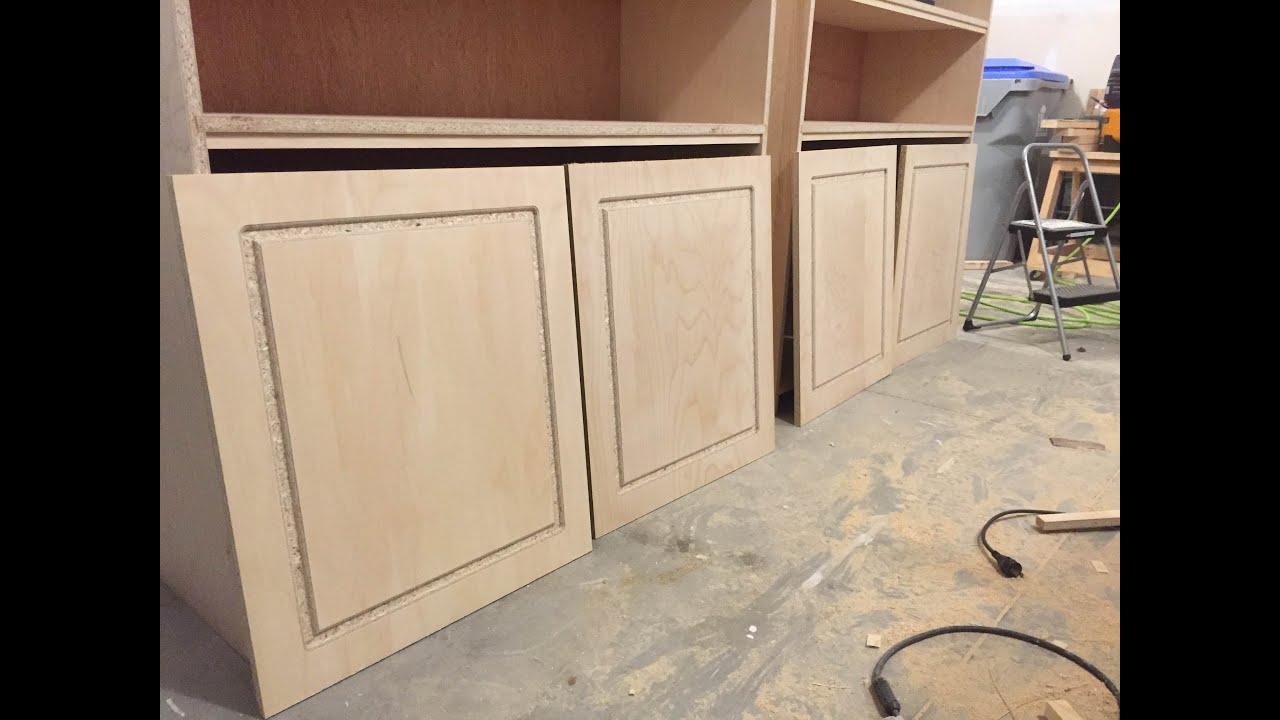 raised panel door made the easy way
