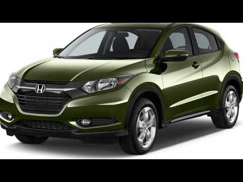 2018 Honda HRV REVIEW
