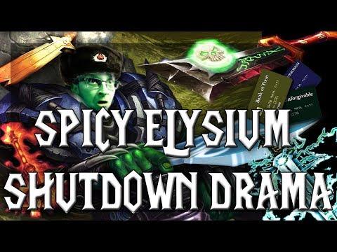 Elysium Shutdown - Private Server Drama and Corruption