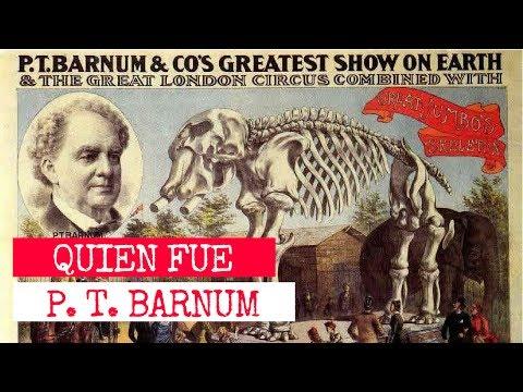 La verdad sobre Phineas Taylor Barnum   Sirena de Fiji, espectáculo de fenómenos, empresario