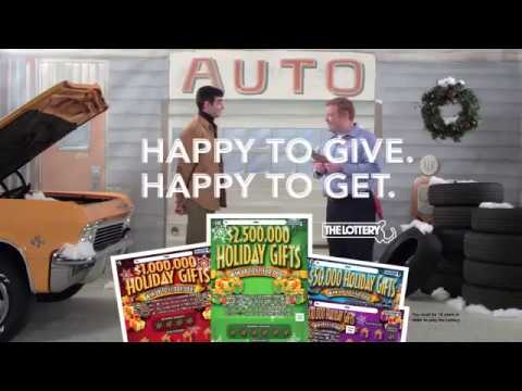 Massachusetts Lottery Commercial - 2015 Holiday Ad