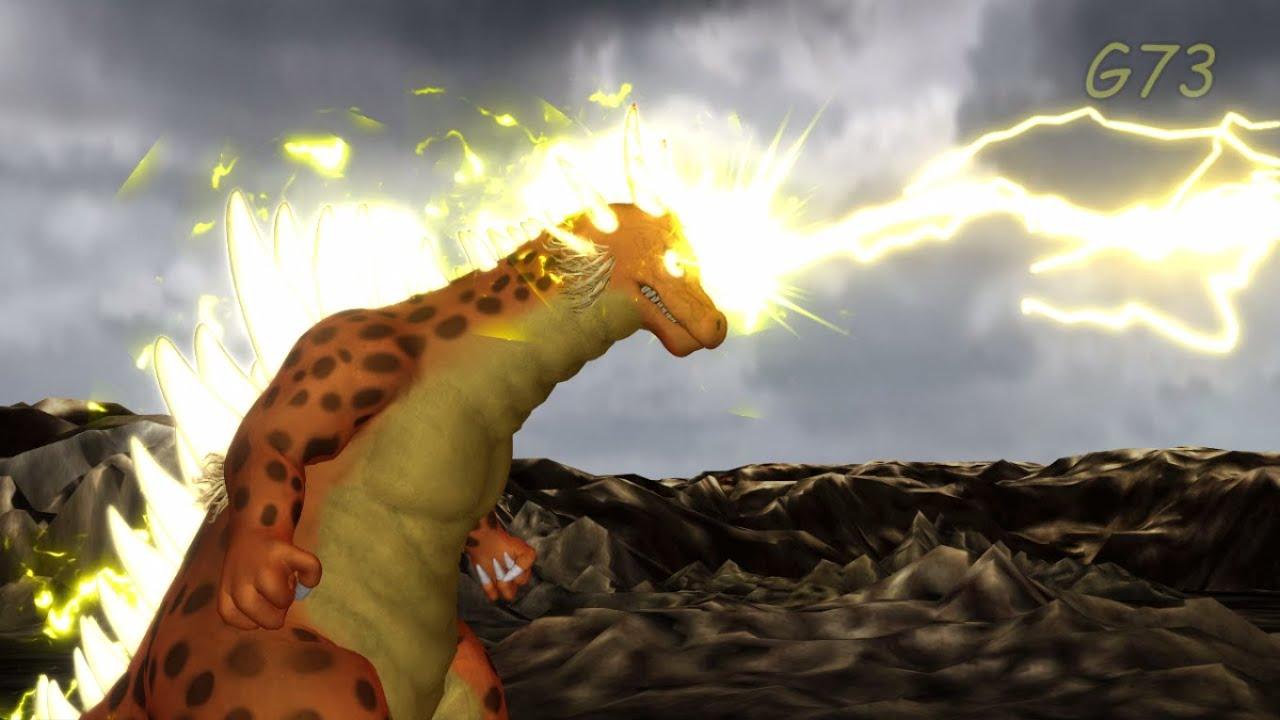 [MMD Kaiju] Superpower Showcase - Gfantis
