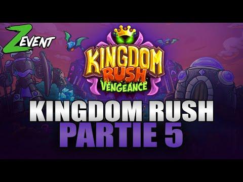 Vidéo d'Alderiate : [FR] ALDERIATE - ZEVENT 2020 - KINGDOM RUSH VENGEANCE - PARTIE 5