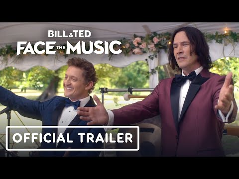 Bill & Ted Face the Music - Official Trailer 1 (2020) Keanu Reeves, Alex Winter
