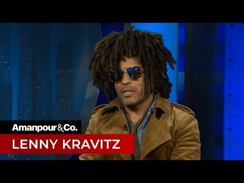 What Shaped Lenny Kravitz? | Amanpour and Company