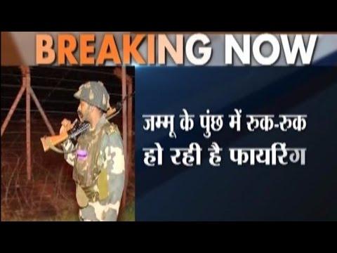 Ceasefire Violation by Pakistan in Poonch of Jammu & Kashmir