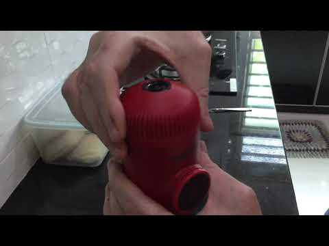 Wacaco Nanopresso extraction problems and solutions.