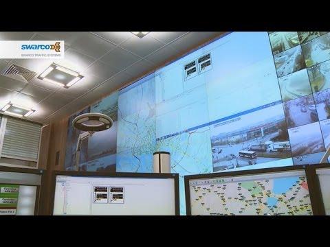SWARCO Traffic Control Center Hamburg