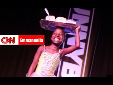 Emmanuella on CNN