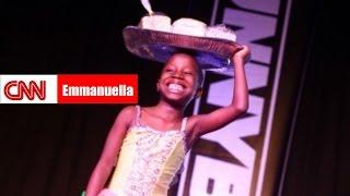 Emmanuella on CNN