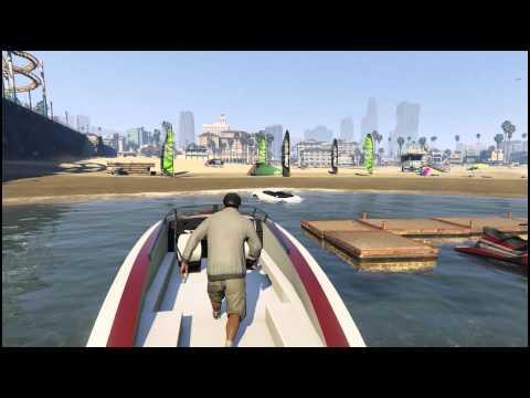 Franklin's Escape (PC GTA V Editor)