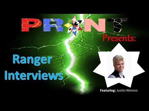 Ranger s: Justin Nimmo