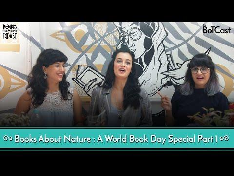 BotCast Episode 12 Feat. Dia Mirza - Books That Talk About Nature Part 1