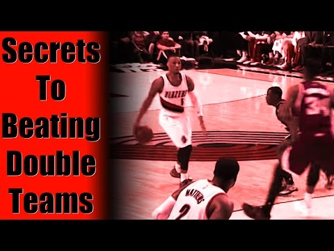 Basketball Double Team: How To Split, Beat, and Break A Double Team Trap