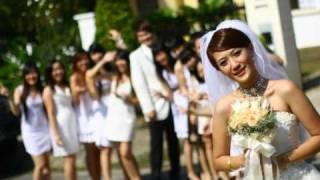 Andrew Goh & Joanne Lee's Wedding Day 29.12.2009 (Photo Slideshow)