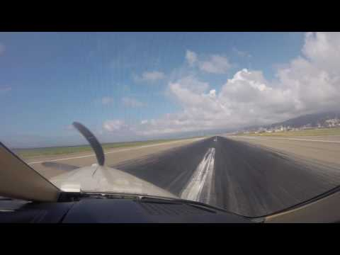 TBM 850 Delivery to Australia - Flying in Italy